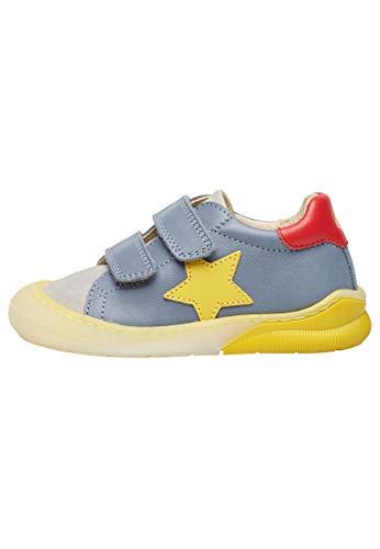 Naturino FERBAL VL-Lauflern-Sneaker blau 23