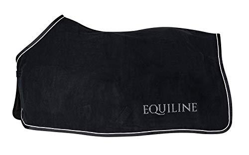 Equiline Abschwitzdecke Polar Fleece South Größe Pferdezubehör M, Farbe Black