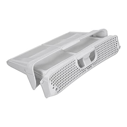 Filtro de pelusa Filtro de bolsa Filtro de tamiz Secador de ropa para Bosch Siemens Balay Constructa Neff 00656033 656033