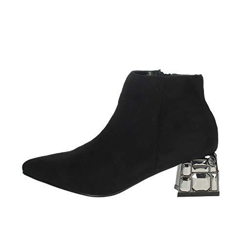 Menbur 22098 Bottines pour Femme Noir - Noir - 38