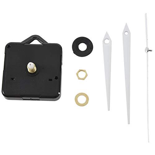 Noblik Quarz Uhrwerk Quarzuhrwerk mit 3 verschiedenen Zeigersaetzen und Zubehoe r