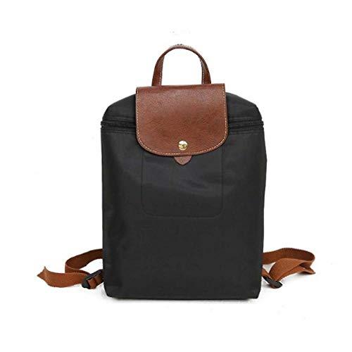 Tasche Frauen Arbeiten Pu-Ledernen Rucksack-Beiläufigen Spielraum-Schultasche Qualitäts-Laptop-Rucksack Um