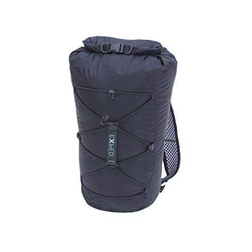 EXPED CLOUDBURST 25LTR DRYPACK (BLACK)