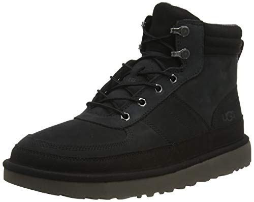 UGG Herren Highland Sport Uld Stiefel, Black, 42 EU