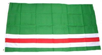 Fahne / Flagge Tschetschenien 90 x 150 cm Flaggen