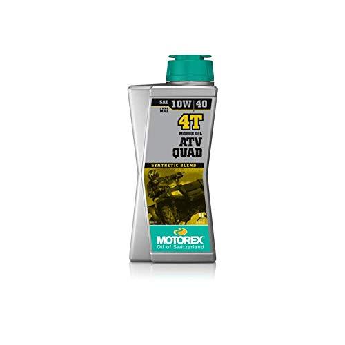 Motorex Aceite Atv-Quad 4t 10w40 1l: Amazon.es: Coche y moto