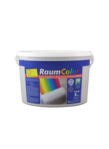 Raumcolor getönt 5l Samtgrau Innenfarbe Farbe Wilckens Dispersion Dispersionsfarbe Wandfarbe Deckenfarbe Tönfarbe Raumfarbe