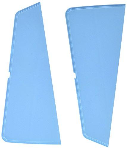 Tacx Black Track - Accesorio para Rodillos para Bicicletas, Color Azul, Talla...