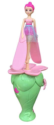 Magic Blooming Flying Fairy - Color May Vary