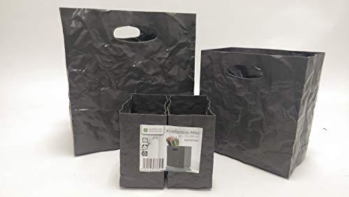 Surplus Knitterbox Set grau inkl. 2X Mini, 1x Midi und 1x Maxi