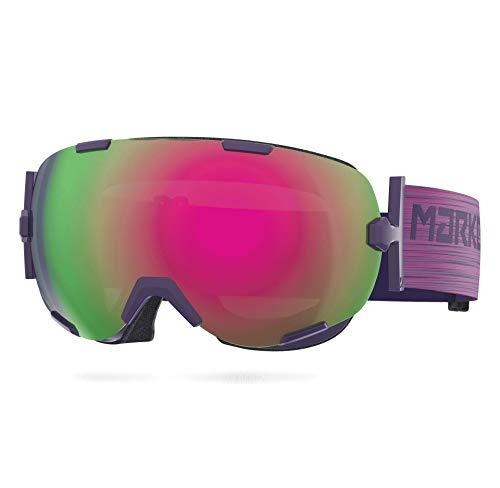 Marker Unisex– Erwachsene Projector+ FUCHSIAw/PINK Plasma Mir Skibrille, Fuchsia, Einheitsgröße