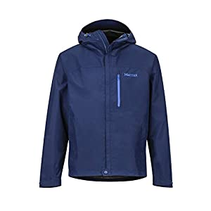 Men's Minimalist Lightweight Waterproof Rain Jacket