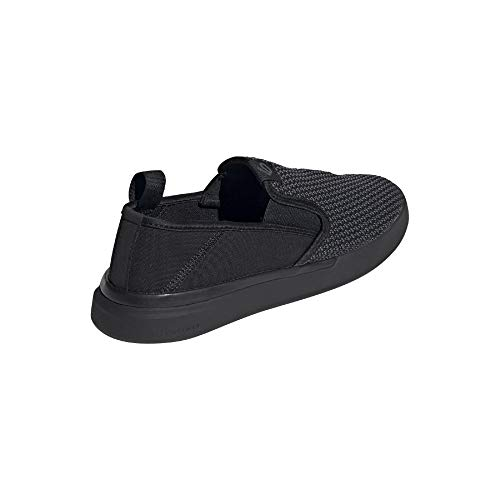 Five Ten Adidas Men's Sleuth Slip-On Mountain Bike Shoe, Black/Grey Six/Grey Three - 9.5