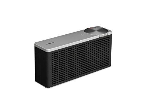 Geneva Touring XS Tragbarer Bluetooth Lautsprecher, schwarz