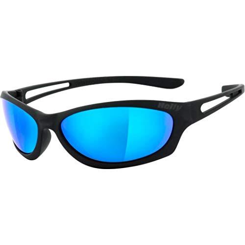 HELLY® - No.1 Bikereyes® | Bikerbrille, Motorrad Sonnenbrille, Motorradbrille | beschlagfrei, winddicht, bruchsicher | TOP Tragegefühl | Brille: flyer bar 3