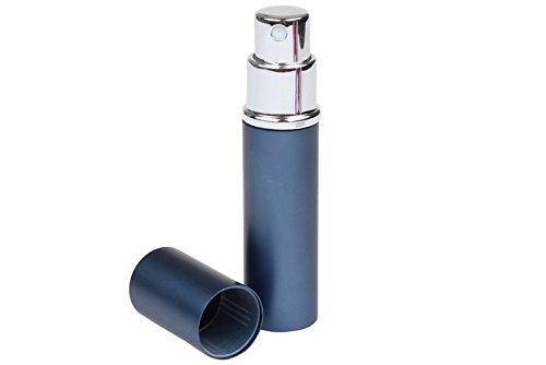 Mini flacons de parfum rechargeables de 6 ml - Pour voyage - Pour le rasage - Pour sac à main de voyage