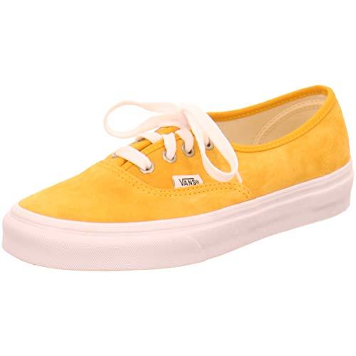 Vans Damen Sneaker Authentic Sneaker Pig Suede VN0A2Z5IV771 gelb 763995