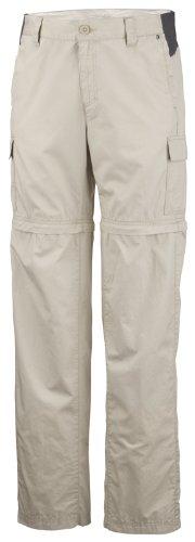 Columbia Woodland Pass Convertible Pant Pantalon homme Fossil 48 (US 38)