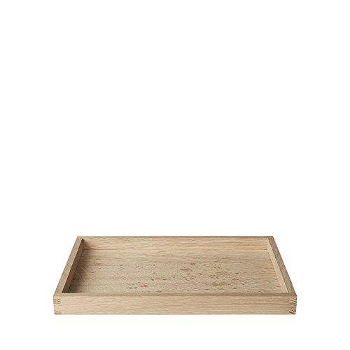 Blomus 63799 Borda dienblad, hout, eiken, 30 x 20 x 2,5 cm