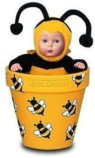 Anne Geddes Baby Bee in Flower Pot