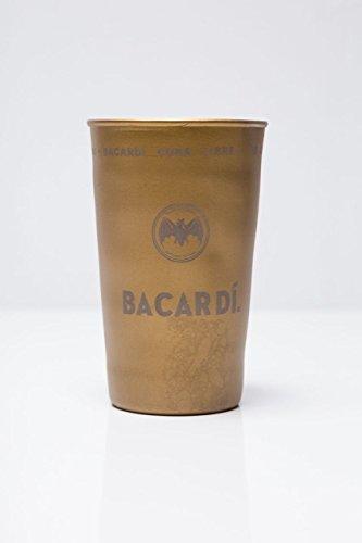 Bacardi Vintage Look Metal Cup 12oz by Bacardi