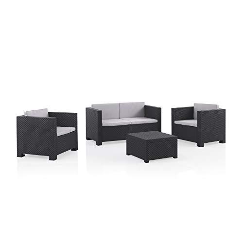 Shaf | Conjunto Set muebles jardín terraza