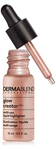 Dermablend Glow Creator Liquid Highlighter Makeup, Pearl Highlighter