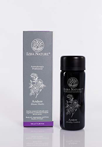 Izba Nature, ANDERE (Diosa Madre) Aceite corporal - 100 ml.