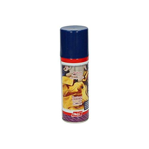 PALC - Renovador Colores Spray Ante Nobuck Tintar 200 Mililitros ( Azul Marino )