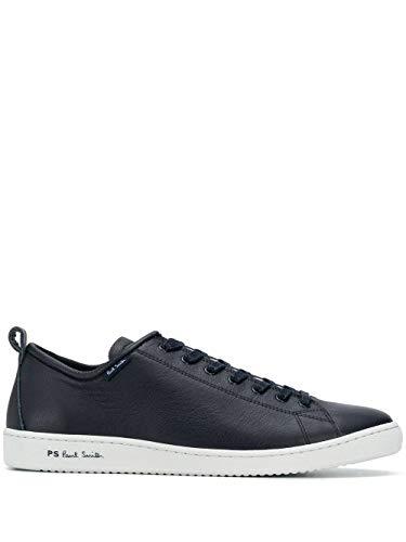 Paul Smith Luxury Fashion Herren M2SMIY34ASET49 Blau Leder Sneakers | Frühling Sommer 20