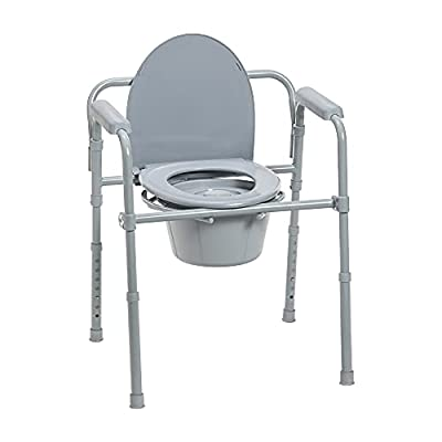 best bedside commodes for the elderly 2