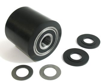 King CB Load Roller Assembly, Ultra-Poly/Steel