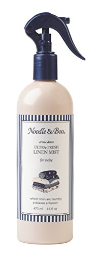 Noodle and Boo Baby Laundry Essentials UltraFresh Linen Mist