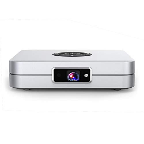 XIYUN Bluetooth Smart Android Projector Wifi Support Full Hd Video Mirroring 2gb Ram 32gb Rom Home Cinema Movie 3d