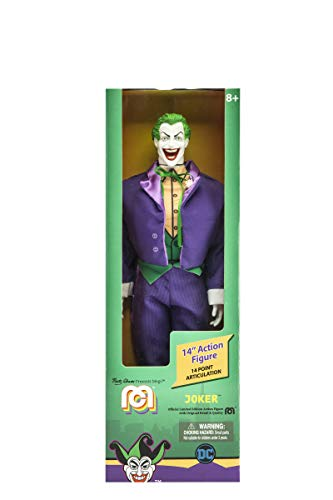 Mego Action Figures, 14' Joker 52 (Limited Edition Collector's Item)