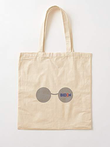 Sweetino President Cup Aviators For America Joe Biden Tote Cotton Very Bag | Bolsas de supermercado de lona Bolsas de mano con asas Bolsas de algodón duraderas