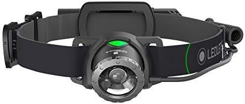 LED Lenser MH10 Stirnlampe, wiederaufladbar, 600 Lumen