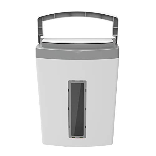 Review LQSZJ Office and Home Usepaper Shredder, Cross-Cut Paper Shredder, Shreds Cd/DVD/Credit Cards...