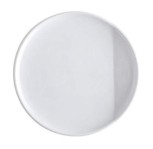 Kahla O 023511A90002C The Better Place Soucoupe en Porcelaine Blanc Ø 15,5 cm