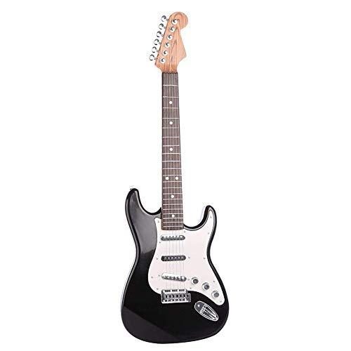 YIY Guitarra Eléctrica 6 Cuerdas Guitarra Juguete Kit Instrumentos Músicos Juguete para...