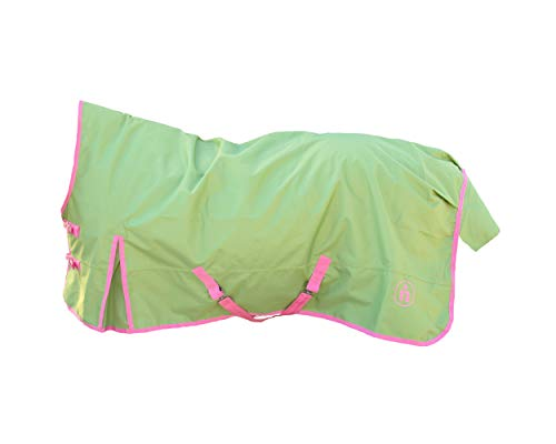indira Regendecke pro Ripstop 1200d Wasserdicht high-Neck (135 cm, Grün 01 - Pink 01)