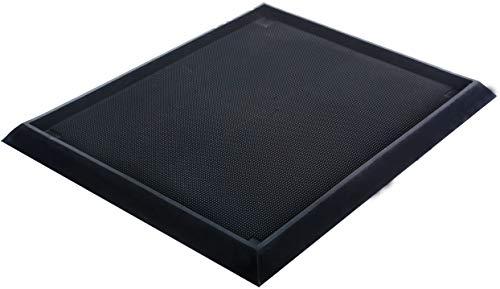 SUMIGRAN Felpudo desinfectante para TRÁFICO Intenso Y Uso Comercial. Medidas 980 x 810 mm. Altura 46 mm
