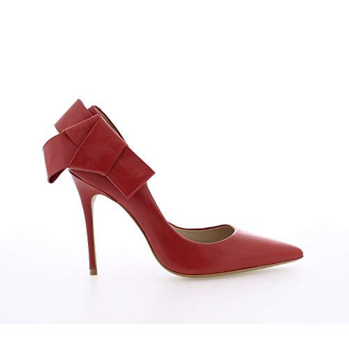 Bronx High Heels 75091-B Pumps Stiletto BrioX, Schuhgröße:36 EU, Farbe:Rot