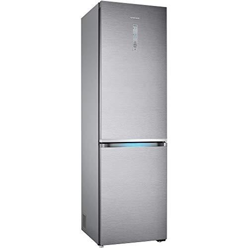Samsung RB36R8839SR/EF - Frigorifero Combinato, Classe A+++, 350 litri, No Frost, colore Inox Spazzolato