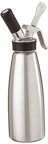 ISI crema Whipper – 1 L crema Whipper. Material: acero inoxidable.