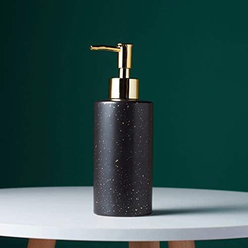WXQIANG Groene keramische zeepdispenser met roestvrij stalen Pump hoogwaardige keramische verscheidenheid aan stijlen Liquid Dispensers for Kitchen Sink Bathroom huishoudelijke artikelen Dispenser