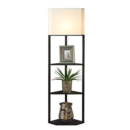 Vloerlampen Bedside-lamp Flower-plank slaapkamer minimalistisch hout moderne Chinese stijl vloerlamp salontafel hoek vloerlicht planken 160 cm