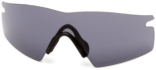 Oakley AOO9060LS M Frame Strike Replacement Sunglass Lenses, Grey, 34 mm