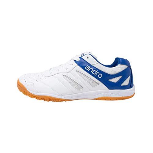 ANDRO Schuh Shuffle Step, weiß/blau, 41