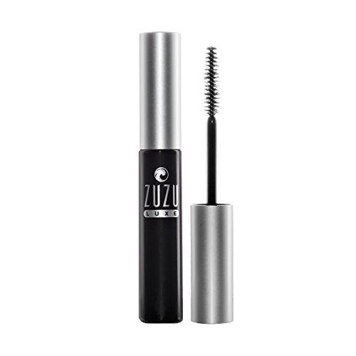 Zuzu Luxe Mascara,0.25 oz,Luxe Mascara, add lush volume to lashes, Vitamin Enriched formula conditions lashes, Water resistant. Natural, Paraben Free, Vegan, Gluten-free, Cruelty-free, Non GMO. (Onyx)